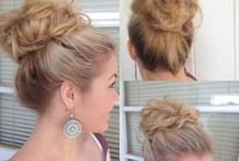 Hair / by SelenaNJason Barrow