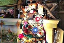 Unusual holiday trees