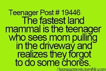 The teenager post#......