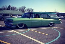 All the koolest cars / Custom cars, low'n'slows and hotrods
