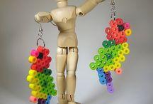 Tvoření z korálků Hama (Perler beads)