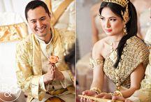 Wedding Khmer traditional
