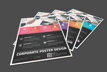 Corporate Poster Designs