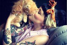 Cat and Tatts