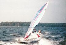 Windsurfing Oldschool