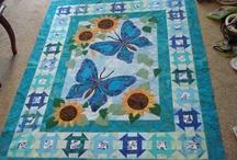 Vlinder quilt