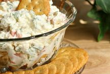 Imitation crab meat recipes / by Robin Sawyers