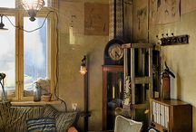 Rough Luxury.Beautiful Patina in Brown / perfectly imperfect spaces, etc...