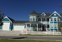Our Storybook House / We moved to a little town outside of Salt Lake City, Utah looking for a beautiful place to raise our kids and build our dream house. Some of the details reflect my love of books, which inspired the name THE STORYBOOK HOUSE.