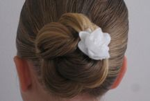 girls hairdos / by Terri Wellman
