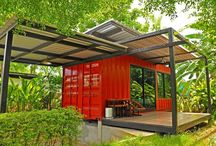 Container House / Containers