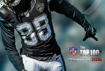 2016 NFL Top 100 / These Jaguars were voted as the Top 100 players in the NFL by fellow players.