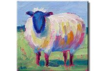 The Good Shepherd / Inspired by a lovely blog post from Melody Ross. 