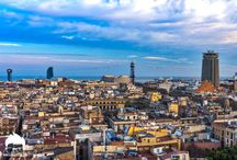 Instagram Contest: Barcelona by Barcelona Citizen / Keep an eye on our profile @VisitBarcelona on Instagram where we'll publish some photos of iconic Barcelona's landmarks taken by @BarcelonaCitizen.  More pics: http://www.pinterest.com/barcelonacitizn/