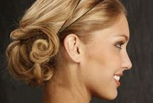Hair Trends - Awesome Updos / Whether your looking for a glamorous updo for your wedding or a chic street style updo for a night on the town we hav got you covered with SpaDelic's Hair Trends - Awesome Updo Pinterest Board #hair #trends #updo #bride #style #spadelic #boho