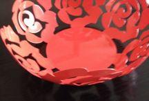 Alessi fruit bowls