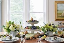 Designing the Perfect Table & Table Settings