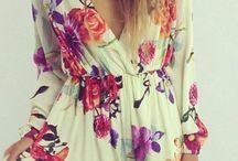 Платья/юбки