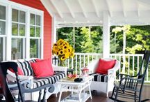 Home: Out Doors! / Porches