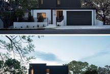 Dieser Mehrstufige Haus In Sydney Befindet Sich Auf Einem Steilen Gelände Mit Einer 49 Fallfuß