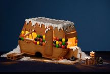 christmas - gingerbread / by Gil