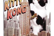 Greetings Cat Cards