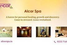 Alcor / #AlcorSpa Relaxation at its best...  Appointments: 9555 710 710 or Visit: http://www.alcorspa.in/