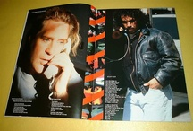Hall & Oates / One of my all-time fave groups, and the highest selling duo ever!