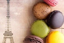<3 Macaroons <3 / by Mariela Abarca Restrepo
