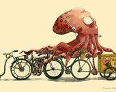 Favorite Octopi