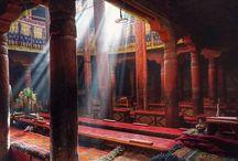 Ladakh / Hemis monasteries, ladakh