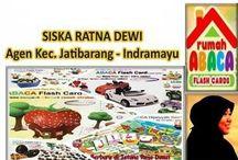 ABACA FLASHCARD / Info dan Pemesanan: Agen Resmi Abaca Flashcard Siska Ratna Dewi Kec. Jatibarang - Indramayu sms 087828751810 atau wa/line 08170687417 pin 517B34E0