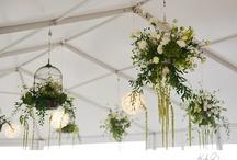 graduation ideas / floral decor