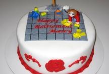 Housekeeping cakes