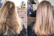 Enlightened Styles Before and After / Before and After Hair Color and Cut