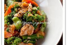 野菜【なのはな 】メインレシピ