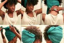 lenços para cabelos