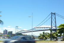 Visitei Florianópolis