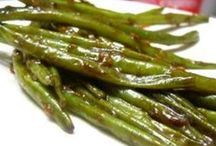 Green Beans / by Angela Bowers