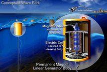 Renewables; Wave  Power / Blue Energy