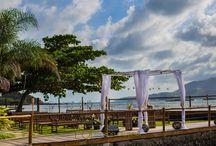 Casamento na Praia / Casamentos realizados na Praia