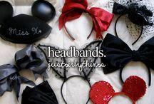 Headband mon amour
