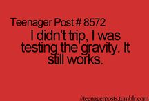 Teenager post's#