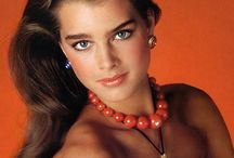 Brooke Shields / by Leland Johnson