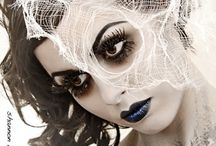 Make up fx / by Pamela Childers