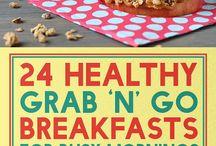 DIY school healthy breakfasts