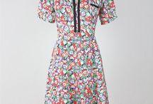Vintage fashion 1930-1960 / by Angela Johnson