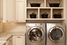 Laundry Rooms ★ Mud Rooms ★ Utility