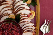 Fall Harvest Menu / Creative fall recipes and menus with the best seasonal ingredients.
