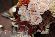 Wedding Seasons - Autumn / Wedding inspiration for a fall or autumn wedding